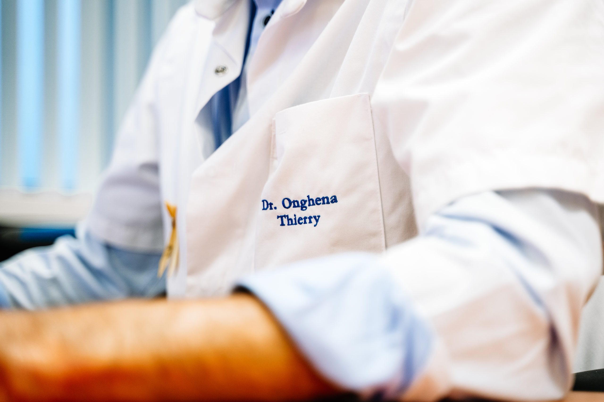 closeup dokterschort